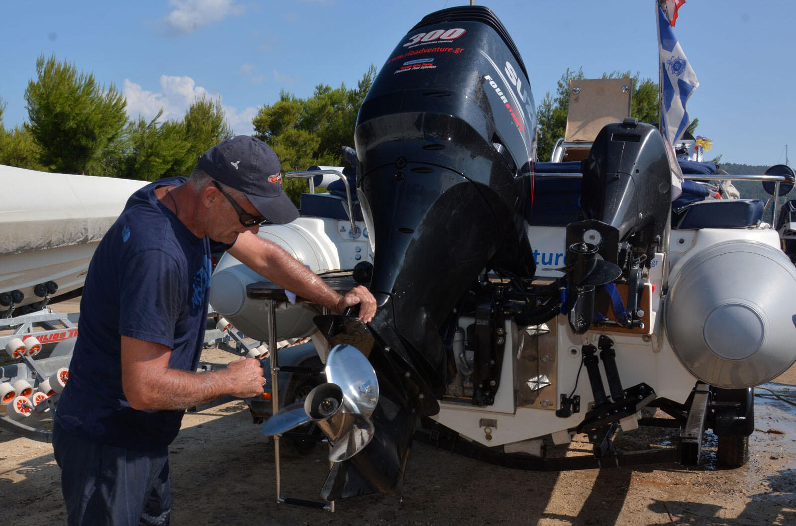 Winterizing your Rib and Outboard Engines – Part I