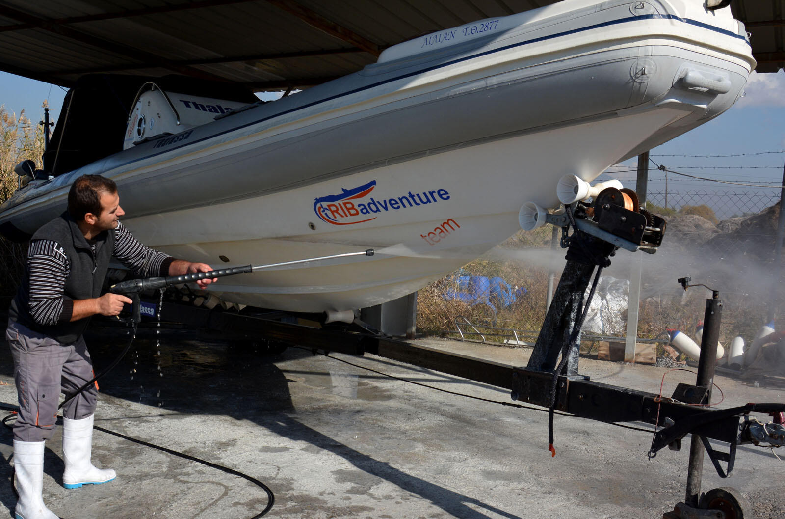 Winterizing your Rib and Outboard Engines – Part II
