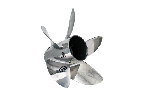 Max5, the new Mercury Racing propeller