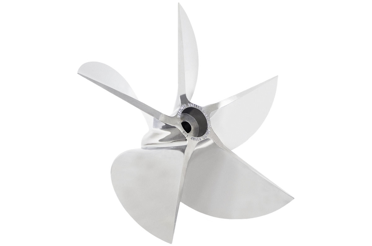 CNC Cleaver Propeller