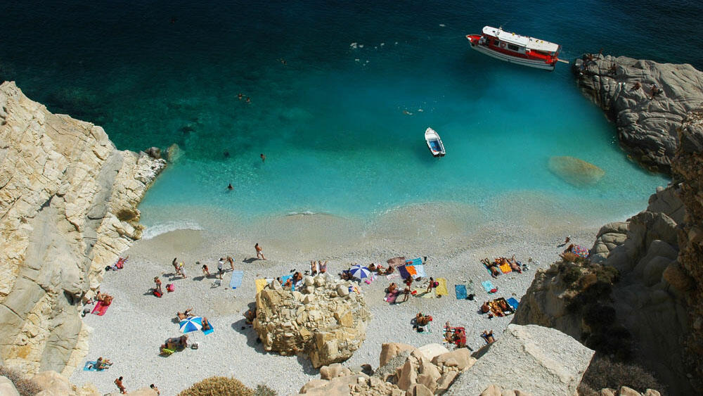 Eastern Aegean Dodecanese